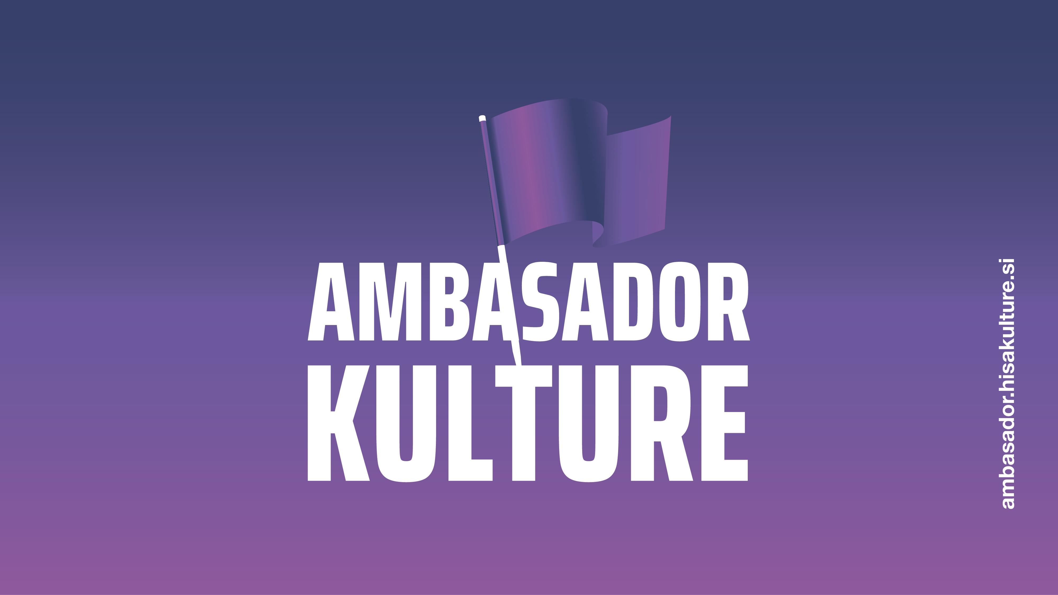 Ambasador kulture